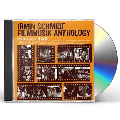 Irmin Schmidt FILMMUSIK ANTHOLOGY 4 & 5 CD
