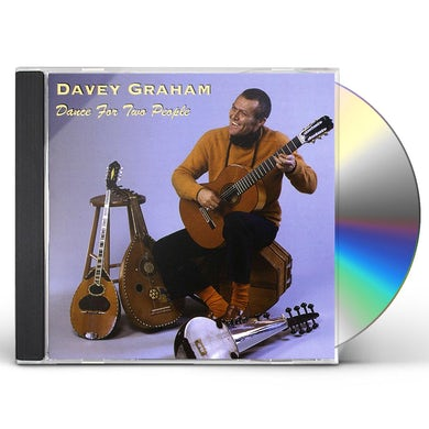Davey Graham DANCE FOR TWO PEOPLE CD