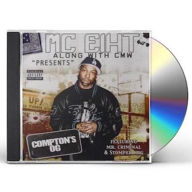 MC Eiht COMPTON'S OG CD
