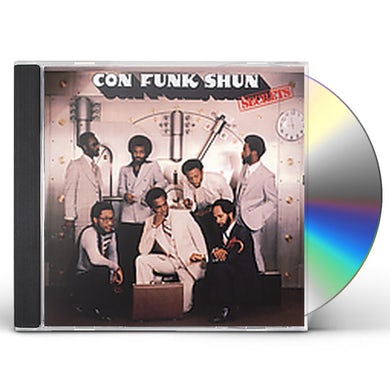 Con Funk Shun SECRETS CD