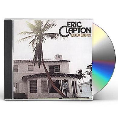 Eric Clapton 461 OCEAN BOULEVARD CD