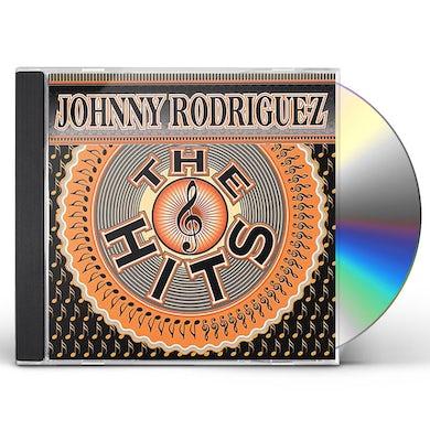 Johnny Rodriguez HITS CD