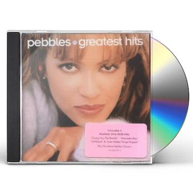 Pebbles GREATEST HITS CD