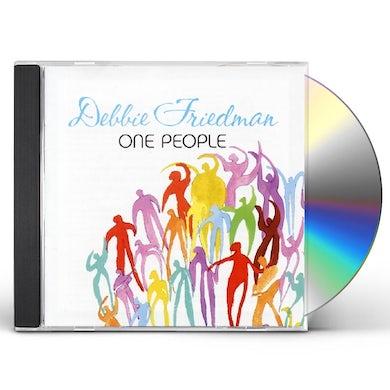 Debbie Friedman ONE PEOPLE CD