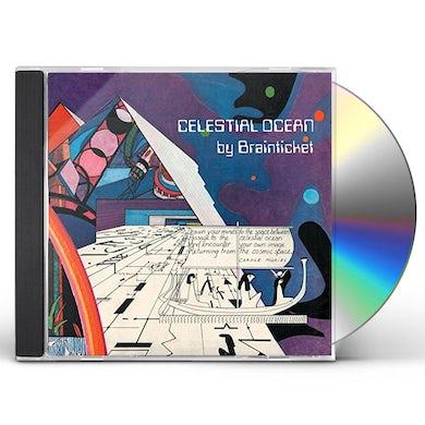 Brainticket CELESTIAL OCEAN & LIVE IN ROME 1973 CD