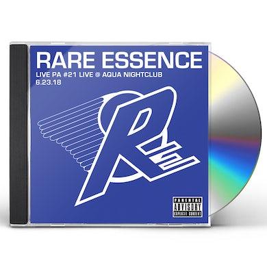 Rare Essence LIVE PA#21: LIVE AT AQUA NIGHTCLUB, 6-23-18 CD