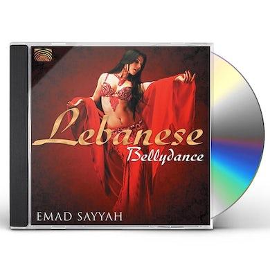 Emad Sayyah LEBANESE BELLYDANCE CD