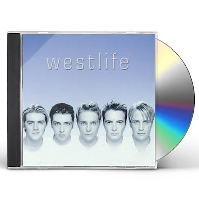 Westlife DIFFERENT TRACKS) CD