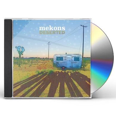 Mekons DESERTED CD