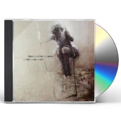 Stefano Barone DANZE ALTALENANZE CD