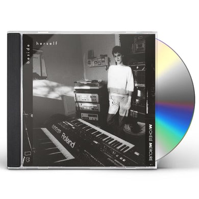 Michele Mercure BESIDE HERSELF CD