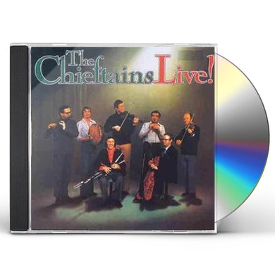 Chieftains LIVE CD
