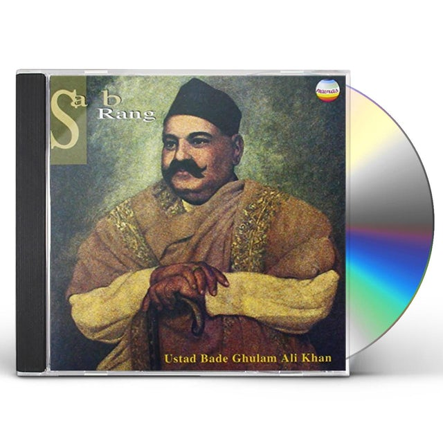 Ustad Bade Ghulam Ali Khan SAB RANG CD
