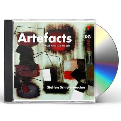 Steffen Schleiermacher PIANO AVANTGARDE OF THE 50TH CD