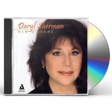 Daryl Sherman NEW O'LEANS CD