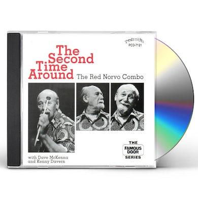 Red Norvo SECOND TIME AROUND CD
