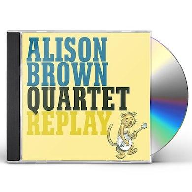 Alison Brown REPLAY CD
