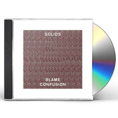 Solids BLAME CONFUSION CD