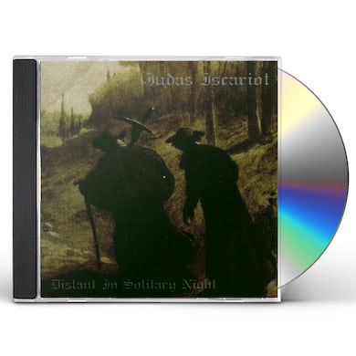 Judas Iscariot DISTANT IN SOLITARY NIGHT CD
