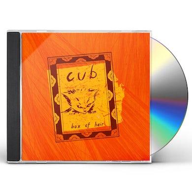 Cub BOX OF HAIR CD
