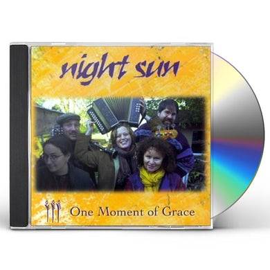 ONE MOMENT OF GRACE CD