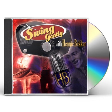 Hennie Bekker SWING GENTLY CD