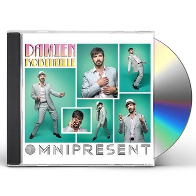 Damien Robitaille OMNIPRESENT CD