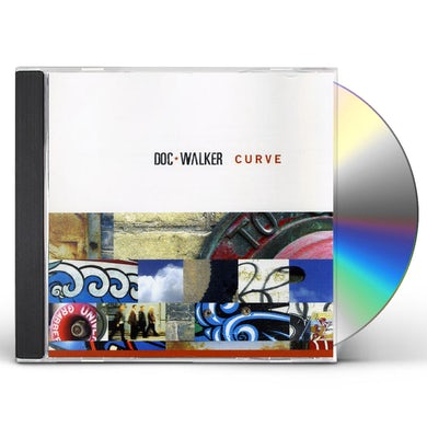 Doc Walker CURVE CD