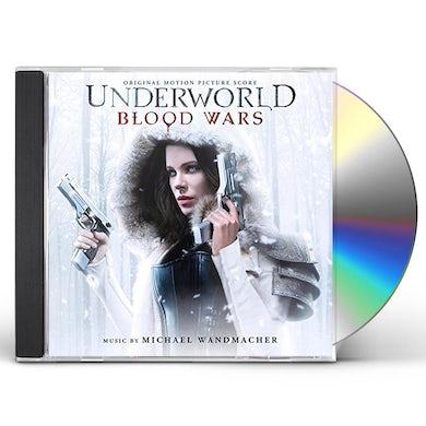 Michael Wandmacher UNDERWORLD: BLOOD WARS - O.S.T. CD