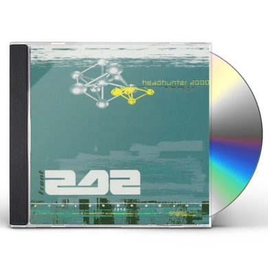 Front 242 HEADHUNTER 2000 CD