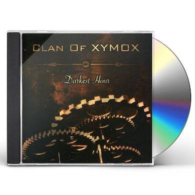 Clan Of Xymox DARKEST HOUR CD