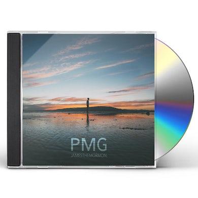 James The Mormon PMG CD