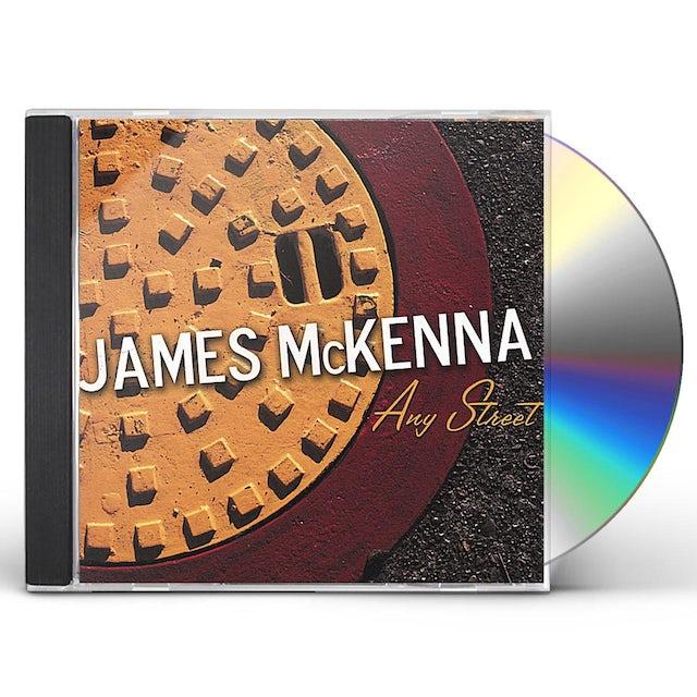 James McKenna ANY STREET CD