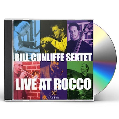 Bill Cunliffe LIVE AT ROCCO CD