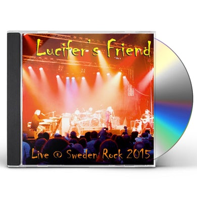 Lucifer'S Friend LIVE SWEDEN ROCK 2015 CD