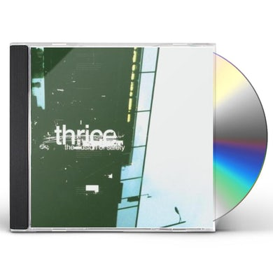 Thrice ILLUSION OF SAFETY CD