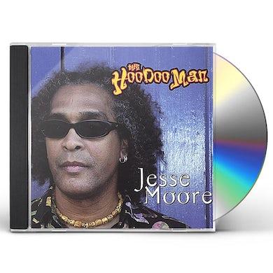 Jesse Moore HOODOOMAN CD