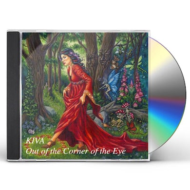 OUT OF THE CORNER OF THE EYE CD