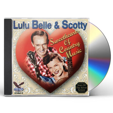 SWEETHEARTS OF COUNTRY MUSIC CD