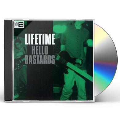 Lifetime HELLO BASTARDS CD