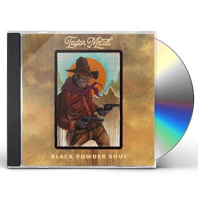 Taylor Mccall BLACK POWDER SOUL CD