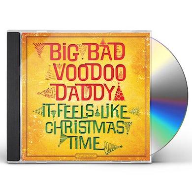 Big Bad Voodoo Daddy  IT FEELS LIKE CHRISTMAS TIME CD