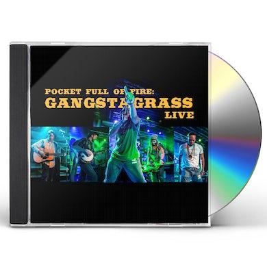 Pocket Full of Fire: Gangstagrass Live CD