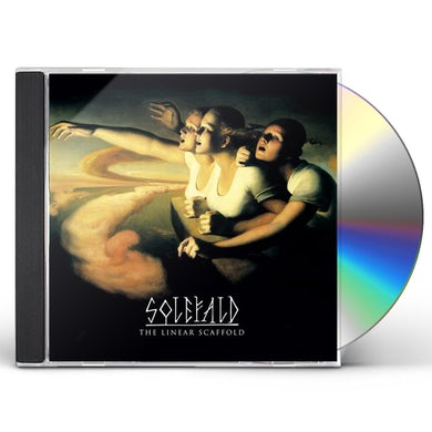Solefald LINEAR SCOFFOLD CD