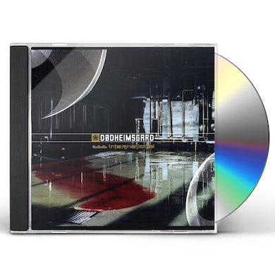Dodheimsgard 666 INTERNATIONAL CD