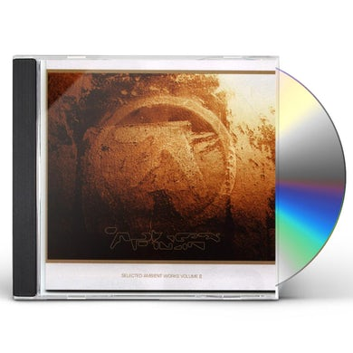 Aphex Twin SELECTED AMBIENT WORKS II CD