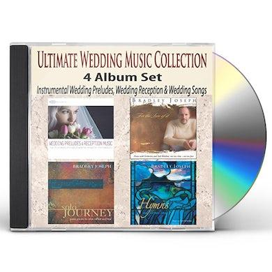 Bradley Joseph ULTIMATE WEDDING MUSIC COLLECTION 4 ALBUM SET CD