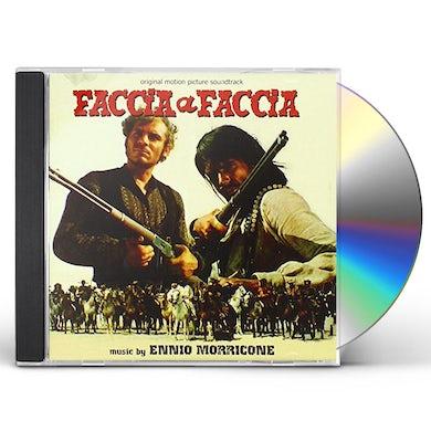 Ennio Morricone FACCIA A FACCIA / Original Soundtrack CD