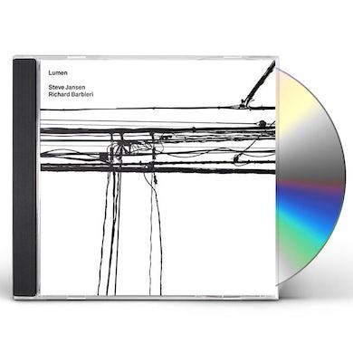 Steve Jansen & Richard Barbieri LUMEN CD