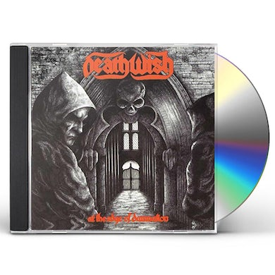 AT THE EDGE OF DAMNATION (LIMITED DIGI) CD